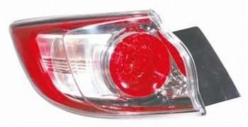 Světlo zadní MAZDA 3 HB 09-11 vnější