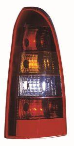Světlo zadní OPEL ASTRA G KOMBI 98-09 kouřové