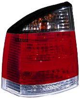 Světlo zadní OPEL VECTRA C 01-08 kouřové