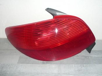 Světlo zadní PEUGEOT 206 HB 98-03