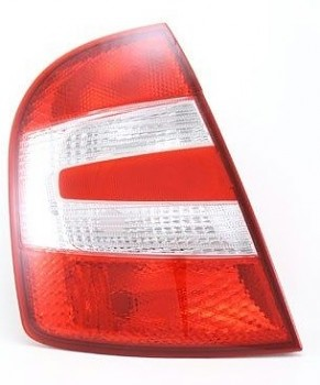 Světlo zadní ŠKODA FABIA HB 04-07
