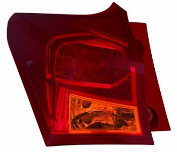 Světlo zadní TOYOTA AURIS HB 13- LED