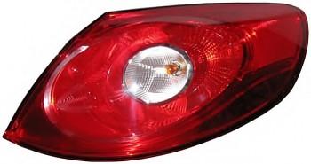Světlo zadní VW PASSAT CC 08-12 vnější
