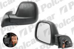 Zpětné zrcátko Citroen Berlingo 12- černé elektrické