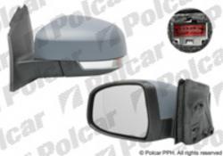 Zpětné zrcátko FORD FOCUS III 11-14 elektrické s blinkrem