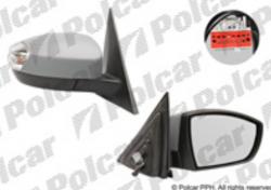Zpětné zrcátko FORD GALAXY (WA6) 06- elektrické 2x6pin