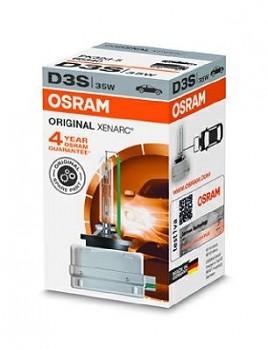 Žárovka xenonová D3S OSRAM XERNARC 35W | PK32d-5