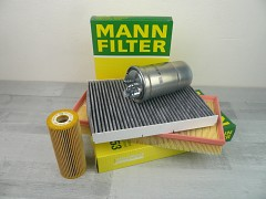 Sada filtrů SEAT TOLEDO II LEON 1.9TDI 1.9SDI
