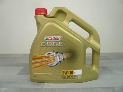 Olej CASTROL EDGE 5W-30 LL Titanium FST - 4L