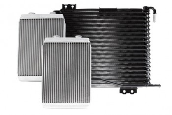 Chladič klimatizace VW BORA GOLF IV 1.4 1.6 1.8 1.9 2.0 2.3 2.8 3.2