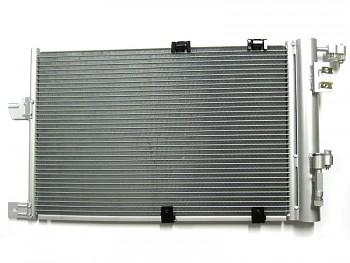Chladič klimatizace OPEL ASTRA G ZAFIRA A 1.2 1.4 1.6 1.8 2.0 2.2