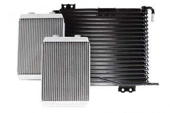 Chladič klimatizace RENAULT TRAFIC 2.0 - 12mm