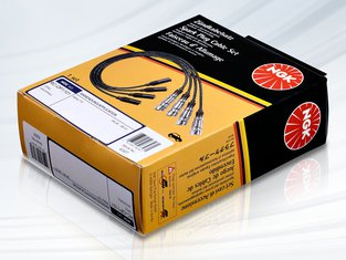 Zapalovací kabely FORD FIESTA IV 1.25 PUMA (EC_) 1.4 1.7