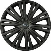 """Poklice na kola GIGA BLACK 16"""""""