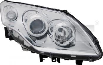 Světlo přední RENAULT LAGUNA III T 07-10