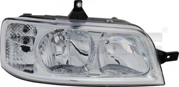 Světlo přední FIAT DUCATO 244 02-06