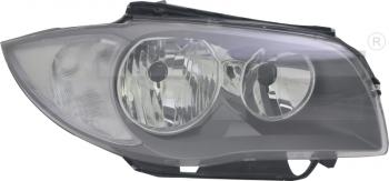 Světlo přední BMW 1 09-11