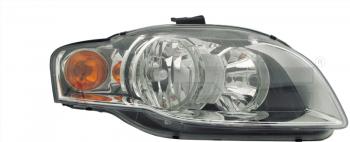 Světlo přední AUDI A4 B7 04-06