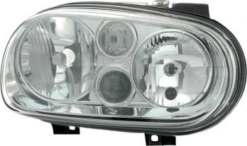 Světlo přední VW GOLF IV 1EXO CABRIOLET 98-03 H1+H3+H7
