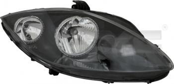 Světlo přední SEAT ALTEA 5P1/5P5 09-