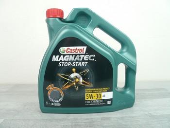Olej CASTROL 5W-30 Magnatec SS A5 - 4L