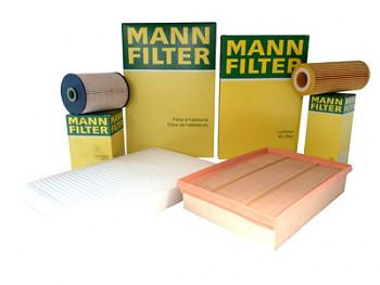 Filtry FOCUS 2 Mk2 2.0 TDCI 136PS