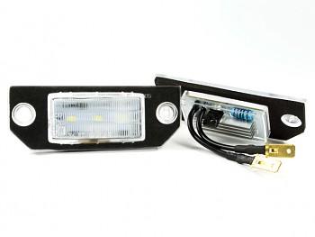 LED osvětlení SPZ Ford Focus Mk2 II C-MAX