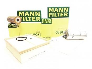 Sada filtrů AUDI A4 B6 1.9 2.0TDI