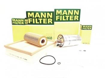 Sada filtrů VW PASSAT B5 FL 1.9 2.0TDI