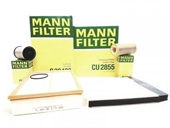 Sada filtrů VOLVO S60 S80 V70 II XC70 CC 2.4D