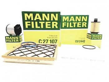 Sada filtrů OPEL ZAFIRA C P12 2.0CDTI