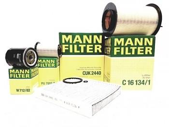 Sada filtrů FORD FOCUS II MK2 FL 1.8TDCI