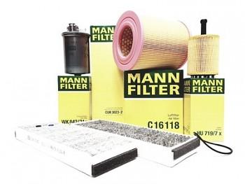 Sada filtrů AUDI A6 (C6) 2.0TDI