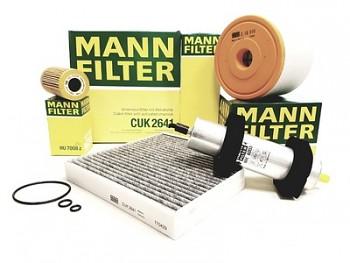 Sada filtrů AUDI A6 (C7) 2.0TDI