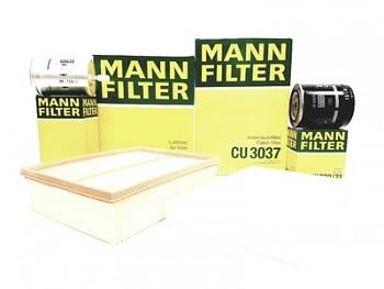Sada filtrů AUDI A4 (B6,B7) 2.4 3.0