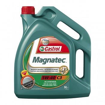 Olej CASTROL 5W-40 Magnatec C3