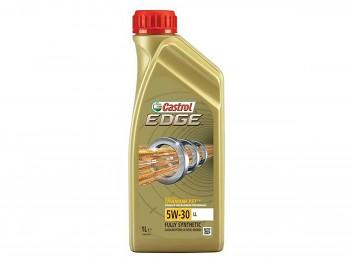 Olej CASTROL 5W-40 EDGE TURBO DIESEL - 1L