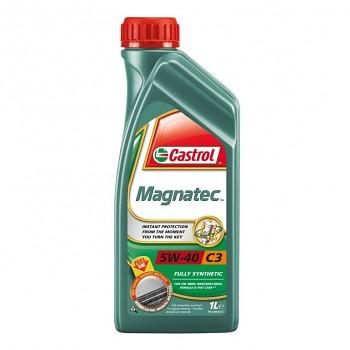 Olej CASTROL 5W-40 Magnatec C3 - 1L