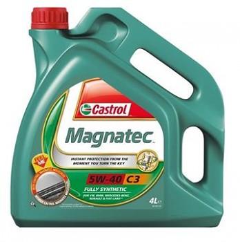 Olej CASTROL 5W-40 Magnatec C3 - 4L