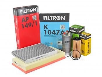 Sada filtrů AUDI A4 (B6) 1,9 TDI 2,0 TDI