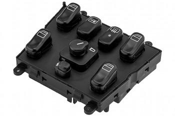 Přepínače stahování oken a zrcátek Mercedes ML W163