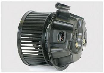 Ventilátor topení RENAULT Clio III