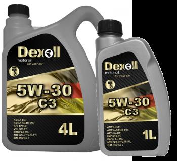 Olej Dexoll 5W-30 C3