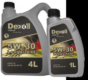 Olej Dexoll 5W-30 LL III