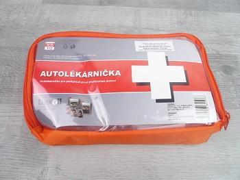 Autolekárnička CZ