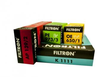 Filtry VW PASSAT B6 1.9TDI 2.0TDI - FILTRON