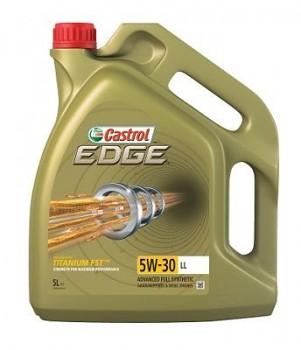 Olej CASTROL EDGE 5W-30 LL Titanium FST - 5L
