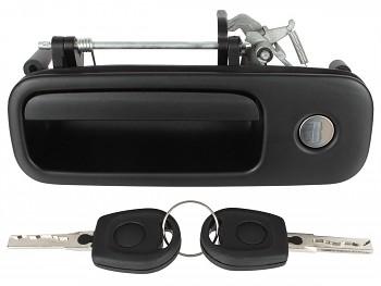 Klika a zámek kufru Seat Alhambra Arosa Ford Galaxy (WGR)