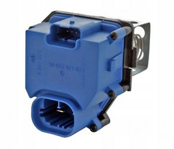 Předřadný odpor, regulátor topení Peugeot 307 308 3008 5008 modrý