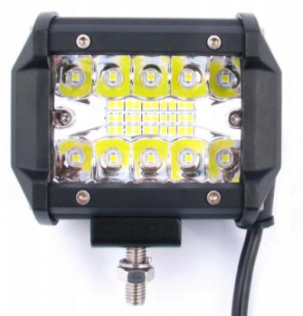 Pracovní či couvací světlo 20 LED 60W 12V 24V